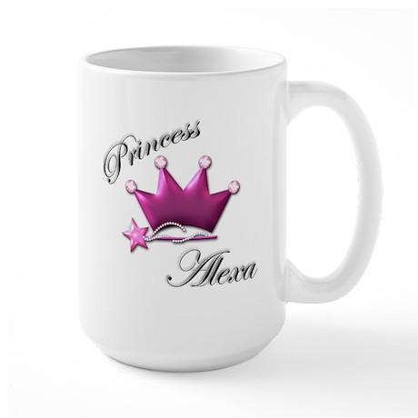 Alexa Large Mug
