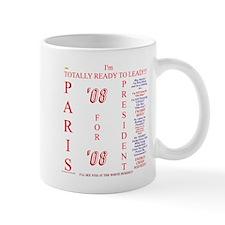 Paris '08 Mug