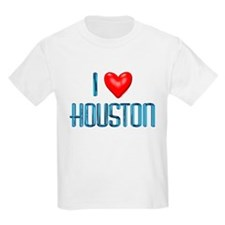 Cute I heart texas T-Shirt