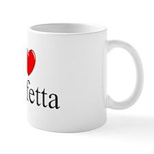 """I Love (Heart) Molfetta"" Mug"