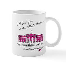 The Pink House Mug