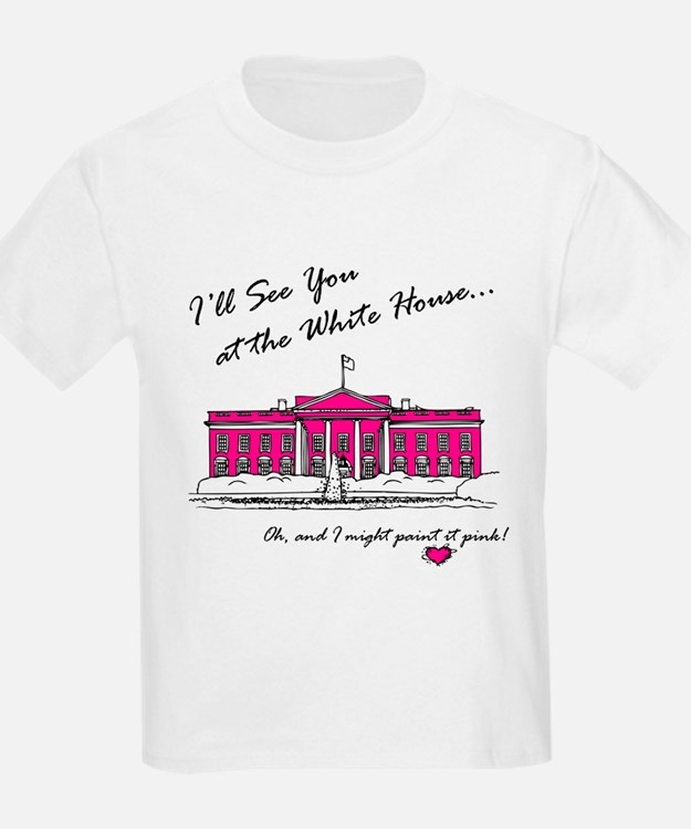The Pink House T-Shirt
