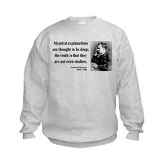 Nietzsche 29 Sweatshirt