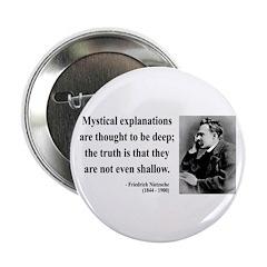 """Nietzsche 29 2.25"""" Button (10 pack)"""