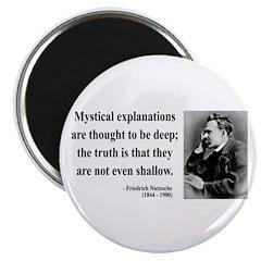 Nietzsche 29 Magnet