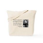 Nietzsche 29 Tote Bag