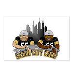 Steel City Crew Postcards (Package of 8)