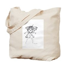 Make a Wish Fairy Tote Bag