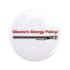 "Obama's Energy Plan 3.5"" Button"
