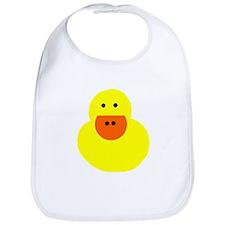 Teacher duck Bib