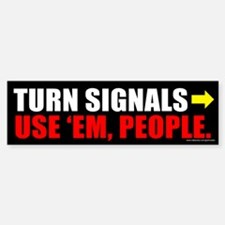 Turn Signals (sticker)
