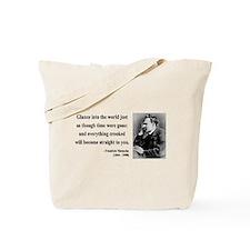 Nietzsche 30 Tote Bag