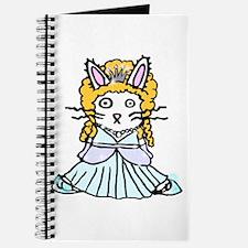 Cinderella Bunny Journal