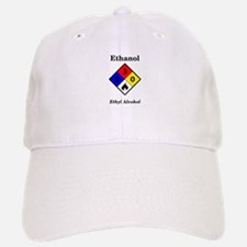 Ethanol Label Baseball Baseball Cap