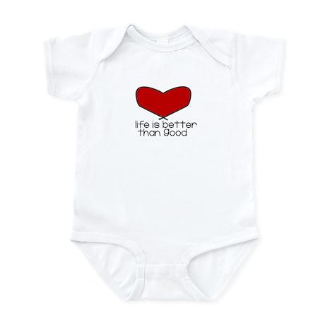 Better Than Good Infant Bodysuit