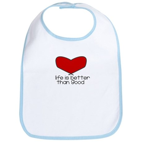 Better Than Good Bib