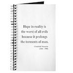 Nietzsche 31 Journal