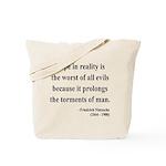 Nietzsche 31 Tote Bag
