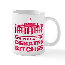 See you at the debate Mug