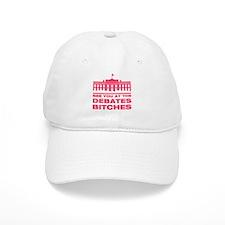 See you at the debate Baseball Cap