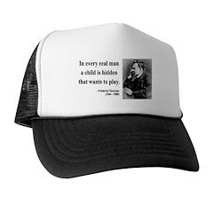 Nietzsche 32 Trucker Hat