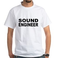 labels - Sound Engineer Shirt
