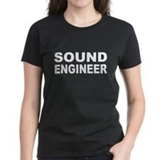 labels - Sound Engineer Tee