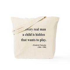 Nietzsche 32 Tote Bag