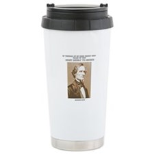 Jefferson Davis yearbook Travel Mug