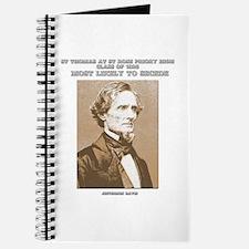 Jefferson Davis yearbook Journal