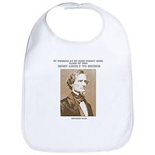 Jefferson Davis yearbook Bib