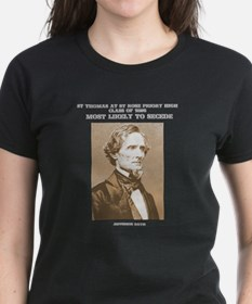 Jefferson Davis yearbook Tee