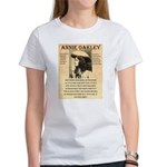 Annie Oakley Women's T-Shirt