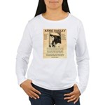 Annie Oakley Women's Long Sleeve T-Shirt