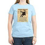 Annie Oakley Women's Light T-Shirt