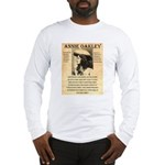 Annie Oakley Long Sleeve T-Shirt