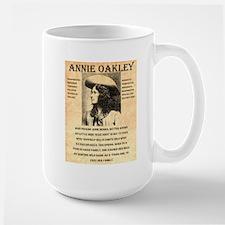 Annie Oakley Coffee Mug