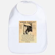 Annie Oakley Bib