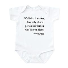 Nietzsche 33 Infant Bodysuit
