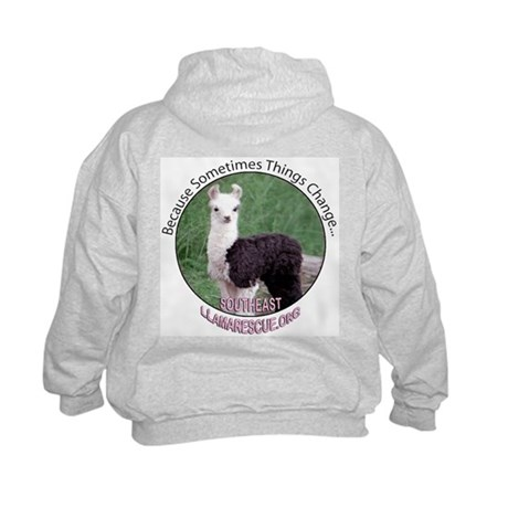 SELR Llama Kids Hoodie
