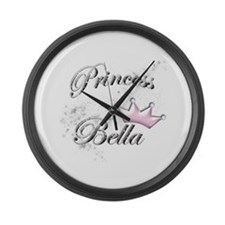 Bella Large Wall Clock