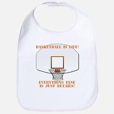 Basketball is Life Bib