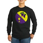 Caid Brewers' Guild Long Sleeve Dark T-Shirt