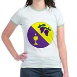 Caid Brewers' Guild Jr. Ringer T-Shirt