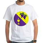 Caid Brewers' Guild White T-Shirt