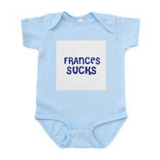 Frances Sucks Infant Creeper
