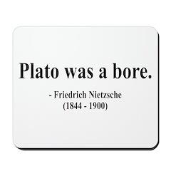 Nietzsche 34 Mousepad