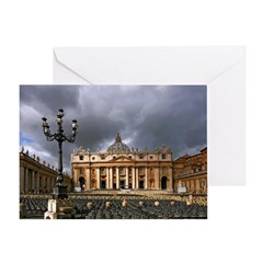 Vatican City, Italy Greeting Card