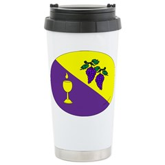 Caid Brewers' Guild Travel Mug