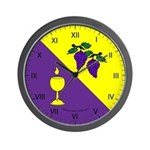 Caid Brewers' Guild Wall Clock